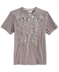 Sean John Sprinkles T Shirt Eiffel Tower