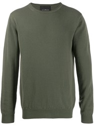 John Richmond Fine Knit Crewneck Sweater 60