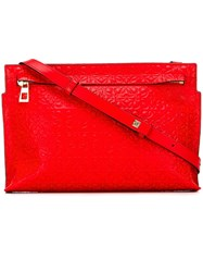 Loewe Mini Crossbody Bag Red