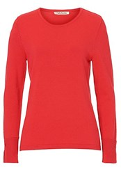 Betty Barclay Fine Knit Jumper Red