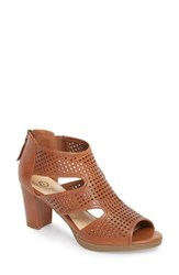 Bella Vita 'S Leslie Sandal Tan Leather
