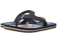 Billabong Stoked Sandal Little Kid Big Kid Navy Red Men's Sandals Multi