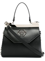 Philipp Plein Shoulder Bag Black