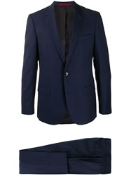 Hugo Boss Single Breasted Two Piece Suit 60