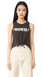 Chaser Graffiti Bowie Tank Black
