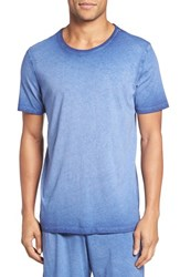 Daniel Buchler Men's Vintage Wash Cotton T Shirt