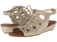 Carlos By Carlos Santana Mezza Taupe Women's Sandals