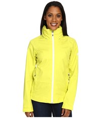 Adidas Wandertag Jacket Shock Slime Women's Coat Yellow