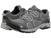 Jack Wolfskin Crosswind Low Grey Haze Women's Shoes Gray
