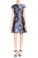 Ted Baker Women's London Fluxam Skater Dress