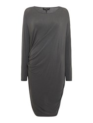 Label Lab Remley Hitch Dress Charcoal