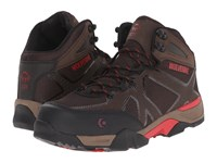 Wolverine Thunderhead Sx Epx Nano Toe Light Brown Red Men's Work Lace Up Boots Gray
