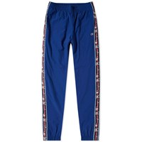 Champion Reverse Weave Corporate Taped Track Pant Blue
