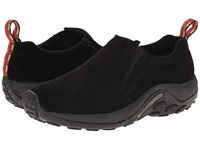 Merrell Jungle Moc Midnight Leather Men's Slip On Shoes Navy