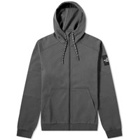 The North Face Fine 2 Full Zip Hoody Grey