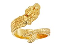 Alex And Ani Mermaid Wrap Ring Gold Ring