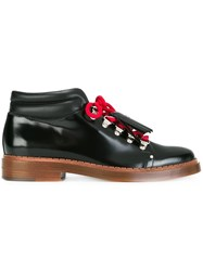 Tod's Mountain Boots Black