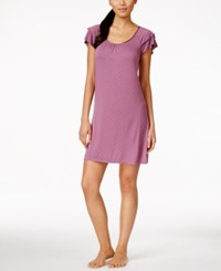 Alfani Flutter Sleeve Knit Chemise Only At Macy's