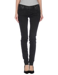 Meltin Pot Denim Pants Black