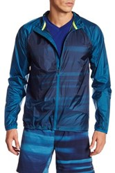Brooks Long Sleeve Jacket Blue