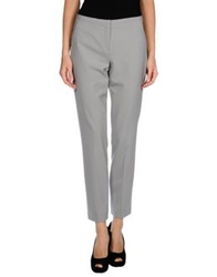 Elie Tahari Casual Pants Light Grey