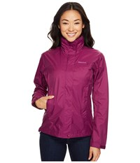 Marmot Precip Jacket Deep Plum Women's Jacket Purple