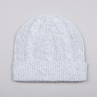 Hartford Light Grey Geelong Cable Hat
