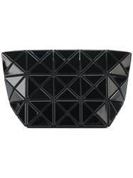 Issey Miyake Bao Bao Prism Make Up Bag Polyester Black