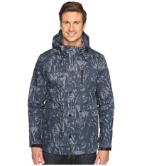 Tavik Ruger Jacket Tropic Concrete Men's Coat Blue