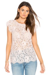 Joie Channelle Top Pink