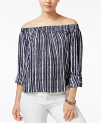 American Rag Off The Shoulder High Low Top Only At Macy's Eclipse Combo