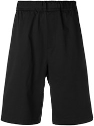 Low Brand Tailored Shorts Black