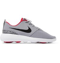 Nike Golf Roshe G Mesh Golf Shoes Gray