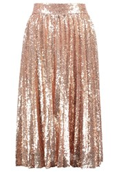 Tfnc Boho Aline Skirt Rose Gold