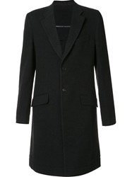 Osklen Collection Coat Black