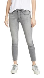 Dl1961 Florence Ankle Mid Rise Skinny Jeans Stanhope