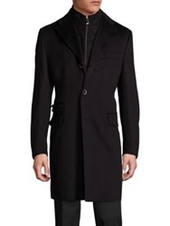Corneliani Virgin Wool Long Coat