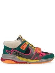 Gucci Ultrapace Mid Top Sneakers 60