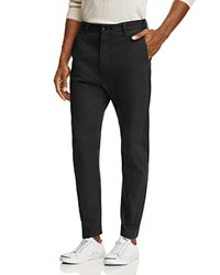 Rag And Bone Engineer Slim Fit Chino Pants Black