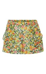 Stella Mccartney Grapefruit Shorts Print