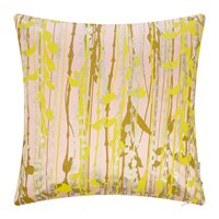 Clarissa Hulse St Lucia Cushion 45X45cm Oyster Ochre Quince Gold