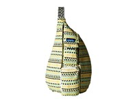 Kavu Rope Bag Gold Belt Backpack Bags Yellow