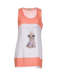 Just For You Topwear Tops Women Salmon Pink