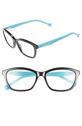 Women's Jonathan Adler '802' 54Mm Reading Glasses Black