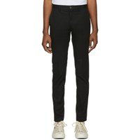 Paul Smith Ps By Black Slim Chino Trousers