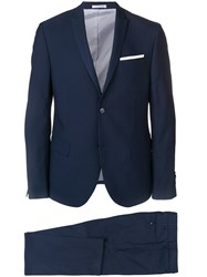 Daniele Alessandrini Two Piece Suit Black