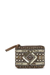Forever 21 Sequined Coin Purse