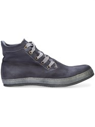 A Diciannoveventitre Distressed Sneakers Grey