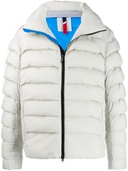 Rossignol Zip Up Padded Jacket Grey