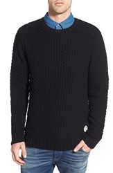 Men's Rhythm 'Falls' Regular Fit Crewneck Sweater